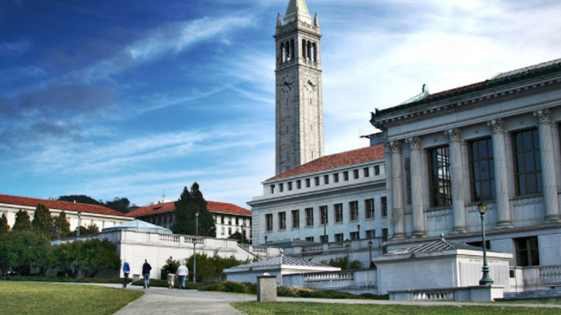 The Sather Tower on the University of California, Berkeley campus.