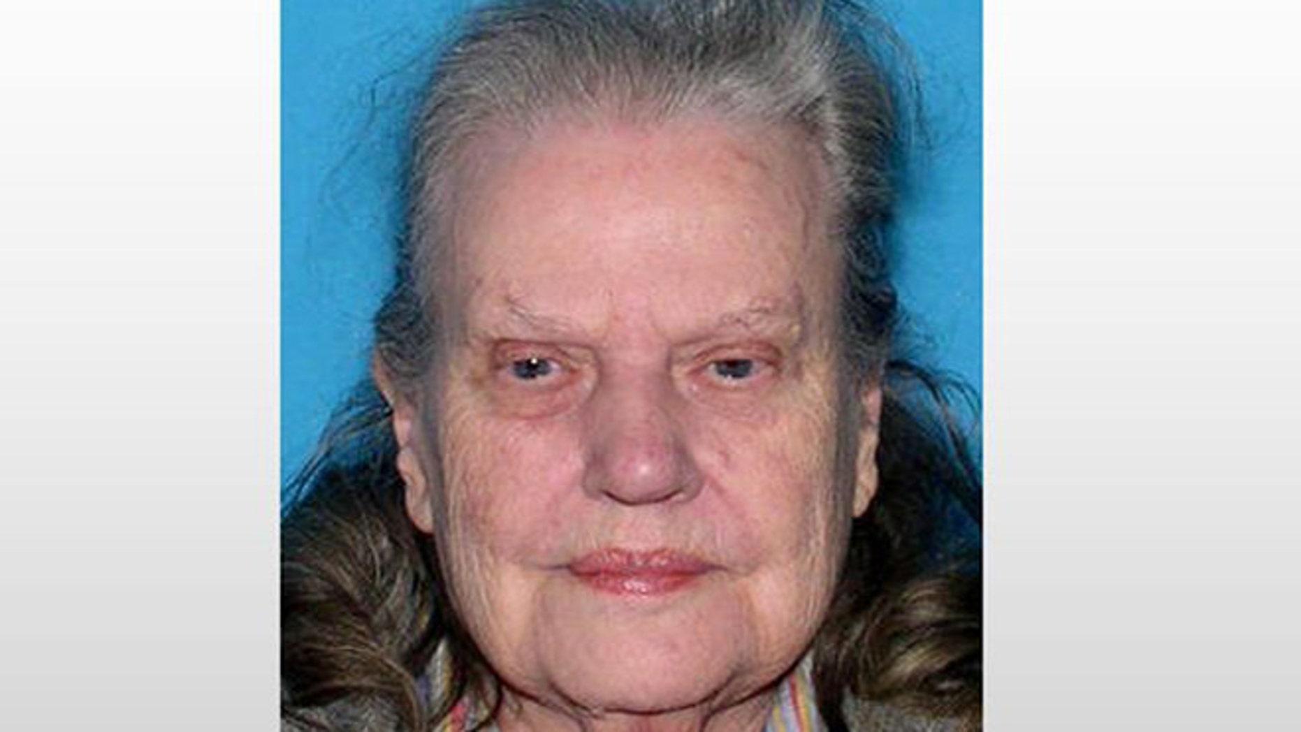 Bernadine Montgomery, 84, of Leesburg, Fla., has been missing since June 15. (Leesburg Police Department)