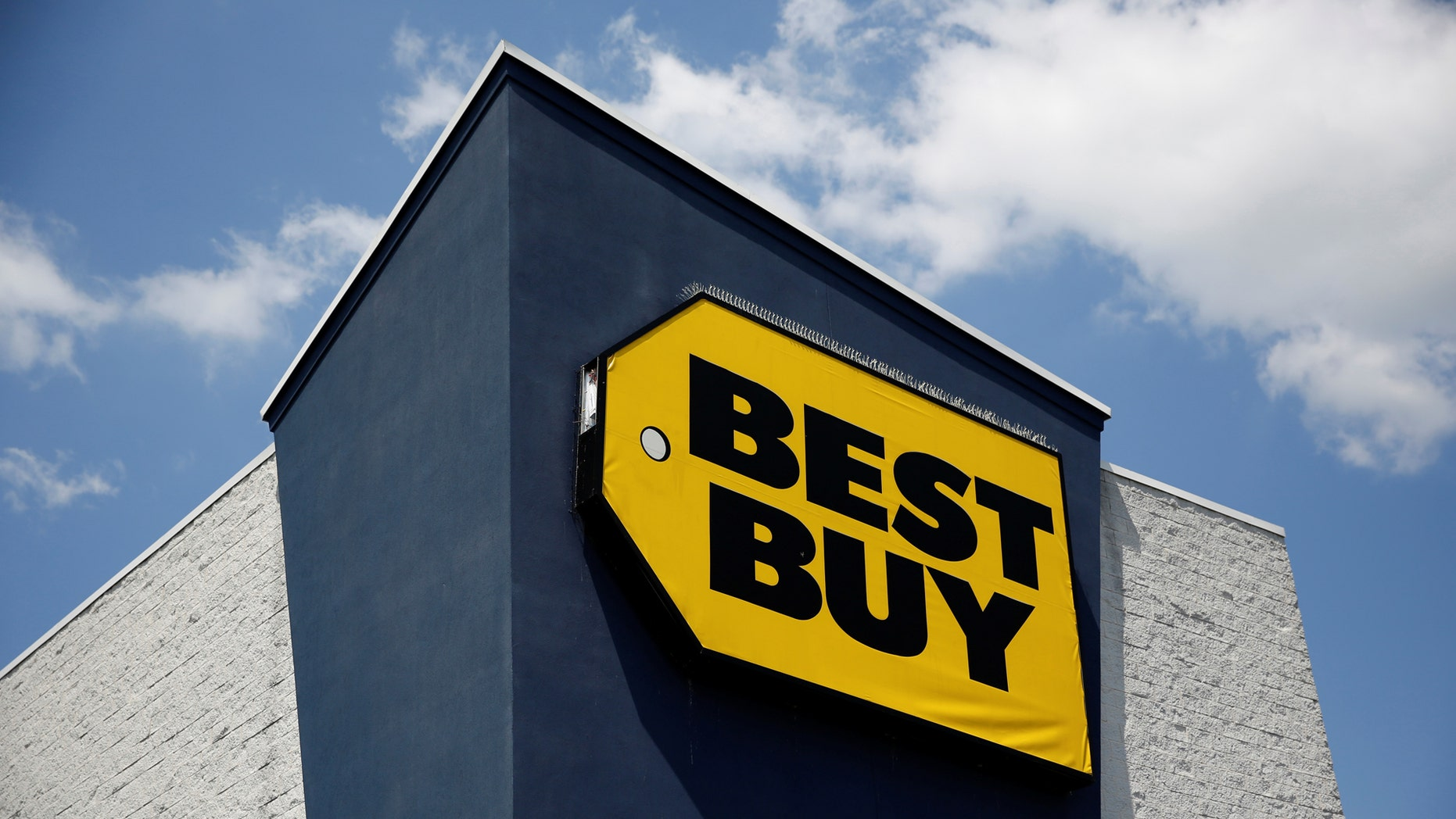 File photo - the outside of a Best Buy store (REUTERS/Shannon Stapleton)