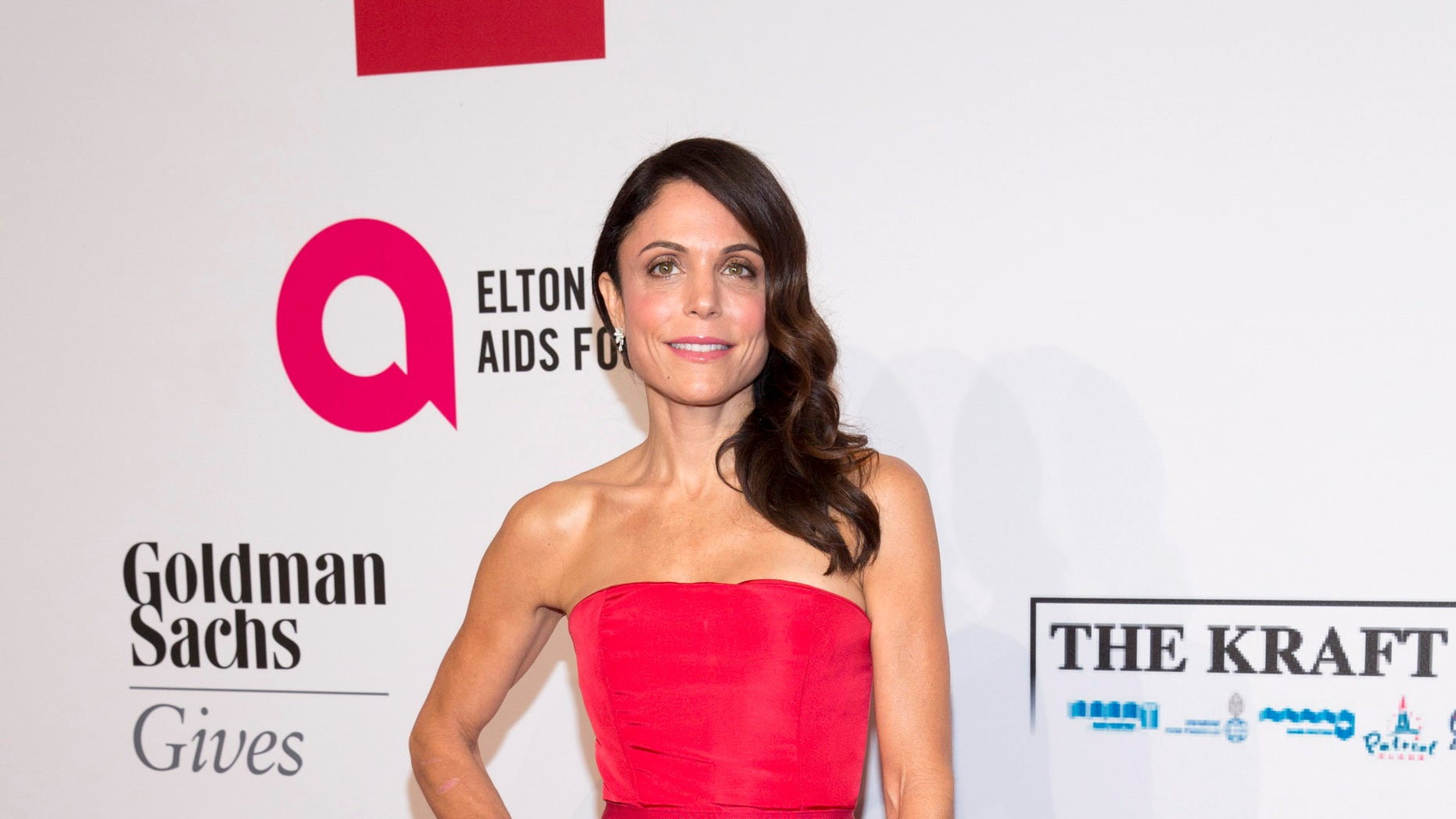 October 28, 2014. Bethenny Frankel attends the Elton John AIDS Foundation's 13th Annual An Enduring Vision Benefit in New York.