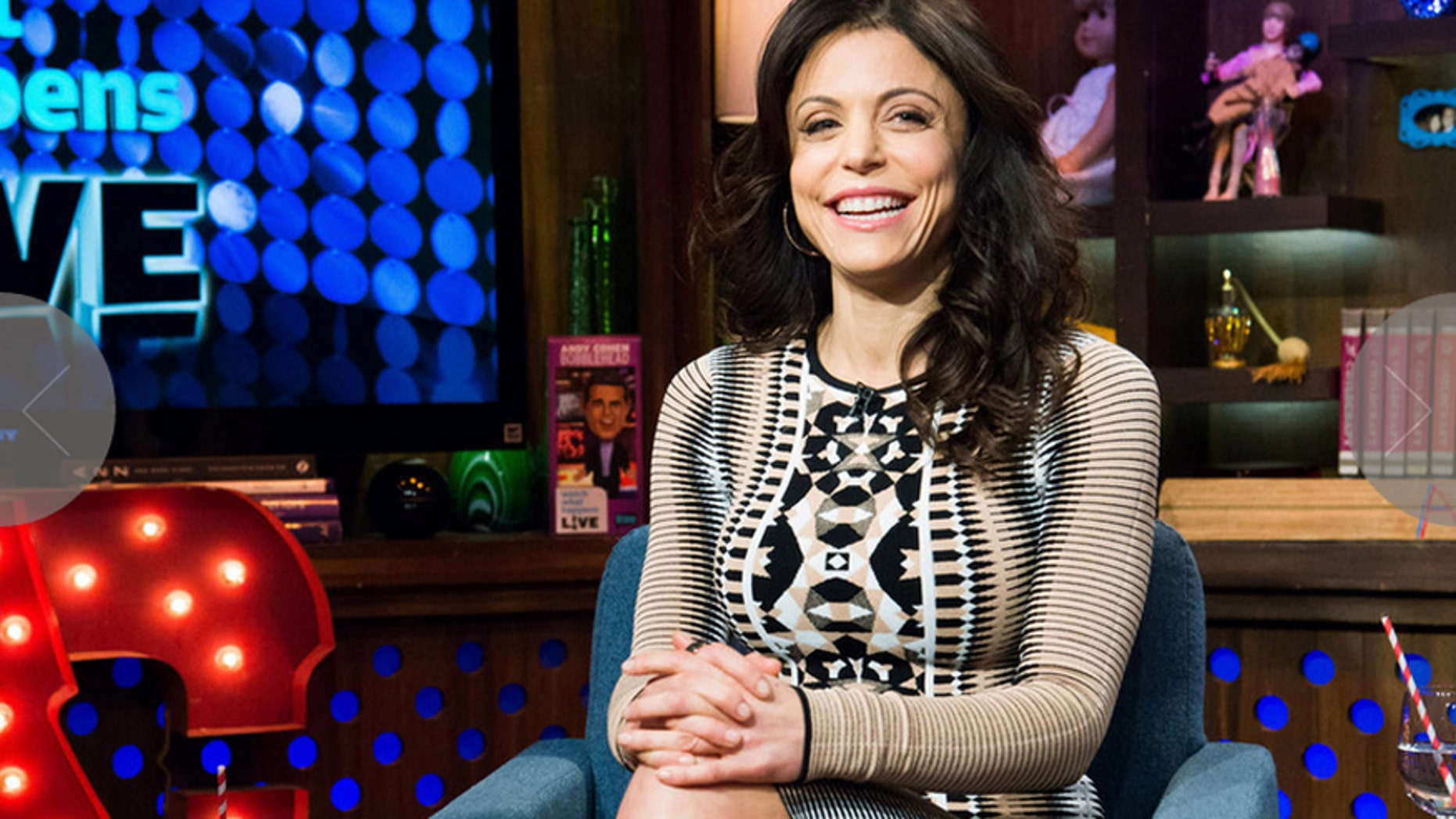 """Real Housewives of New York City"" star Bethenny Frankel."