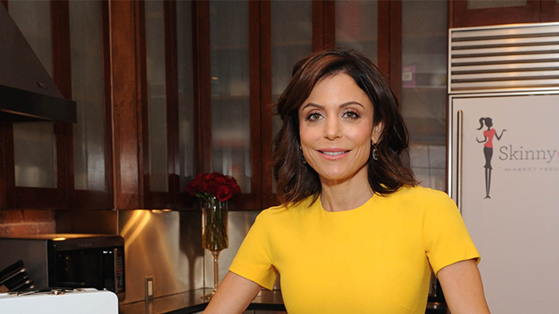 Reality TV star Bethenny Frankel launches her new lunch meat brand.
