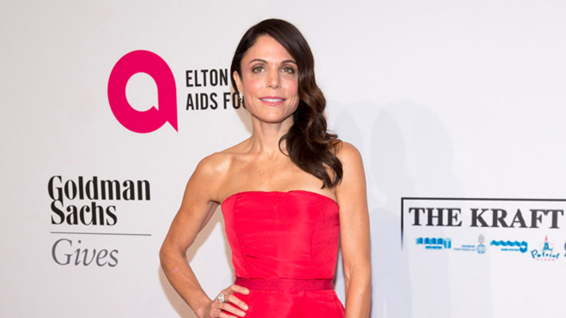 October, 2014. Bethenny Frankel at a charity event in New York.