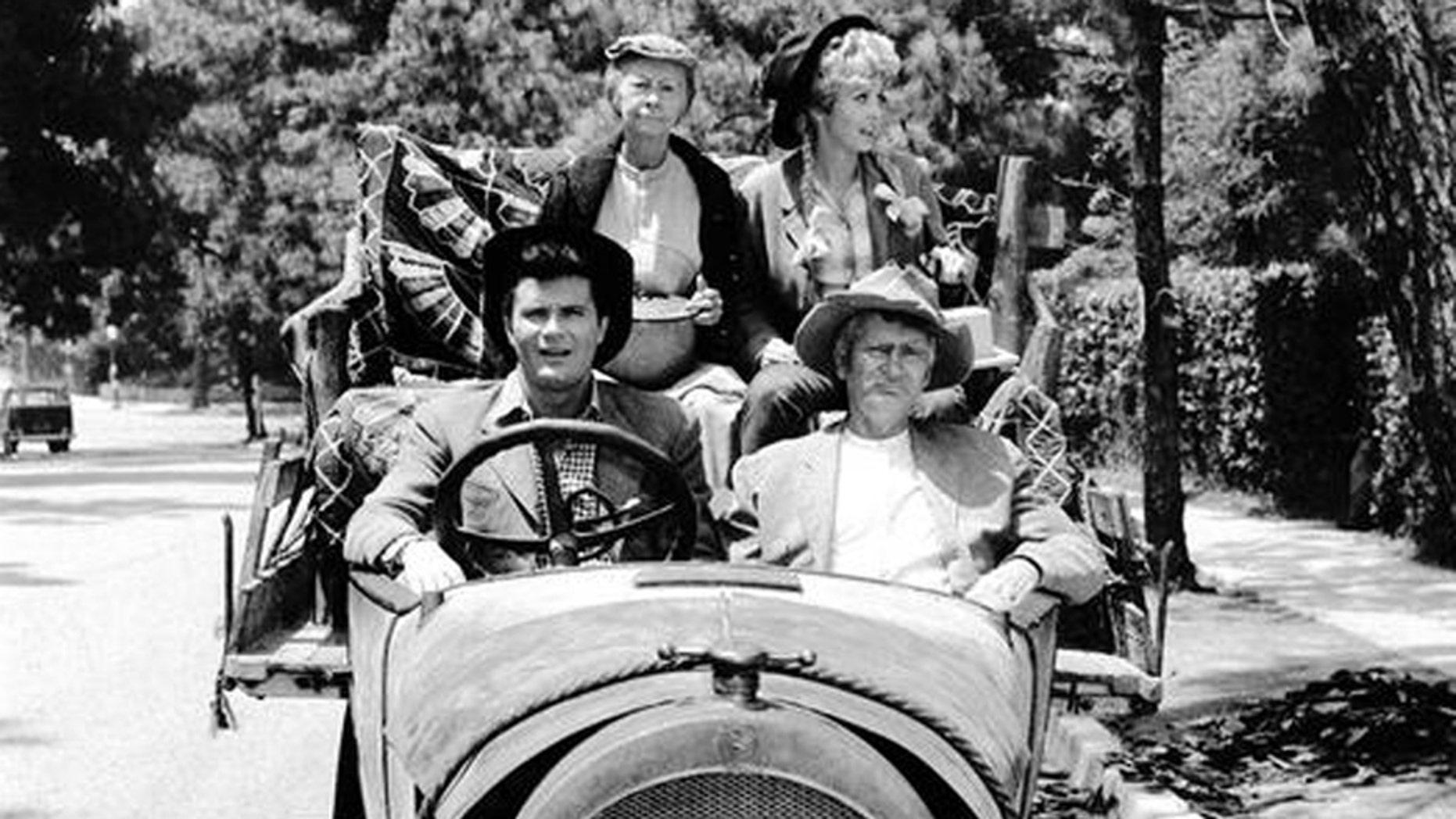 Beverly Hillbillies Star Max Baer Suing Cbs