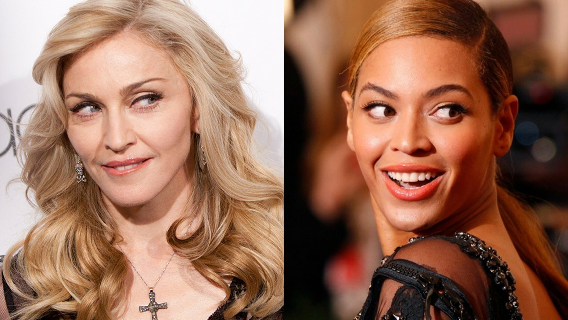 """Beyonce fans took to social media to troll Madonna after she shared a Photoshopped image of the """"Single Ladies"""" singer and her husband, Jay Z looking at images of the """"Like A Prayer"""" singer in the Louvre."""