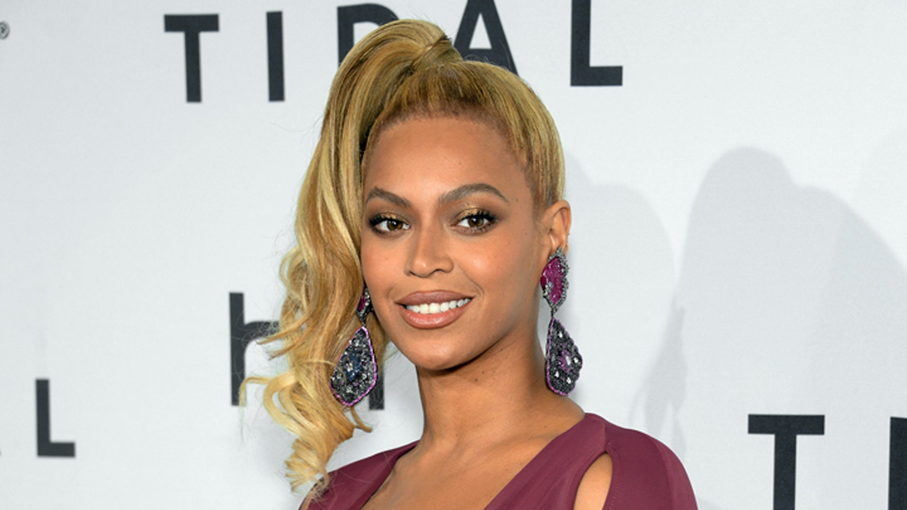 Oct. 20, 2015. Beyonce arrives at TIDAL X: 1020 Amplified by HTC at the Barclays Center in New York.