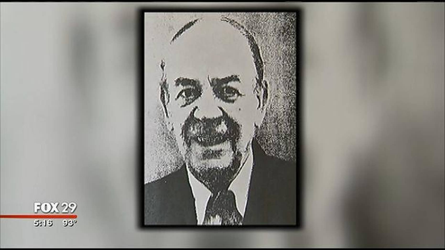 """This undated photo shows Johann """"Hans"""" Breyer, arrested Tuesday on charges of aided and abetting Nazi crimes against humanity (MyFoxPhilly.com)"""