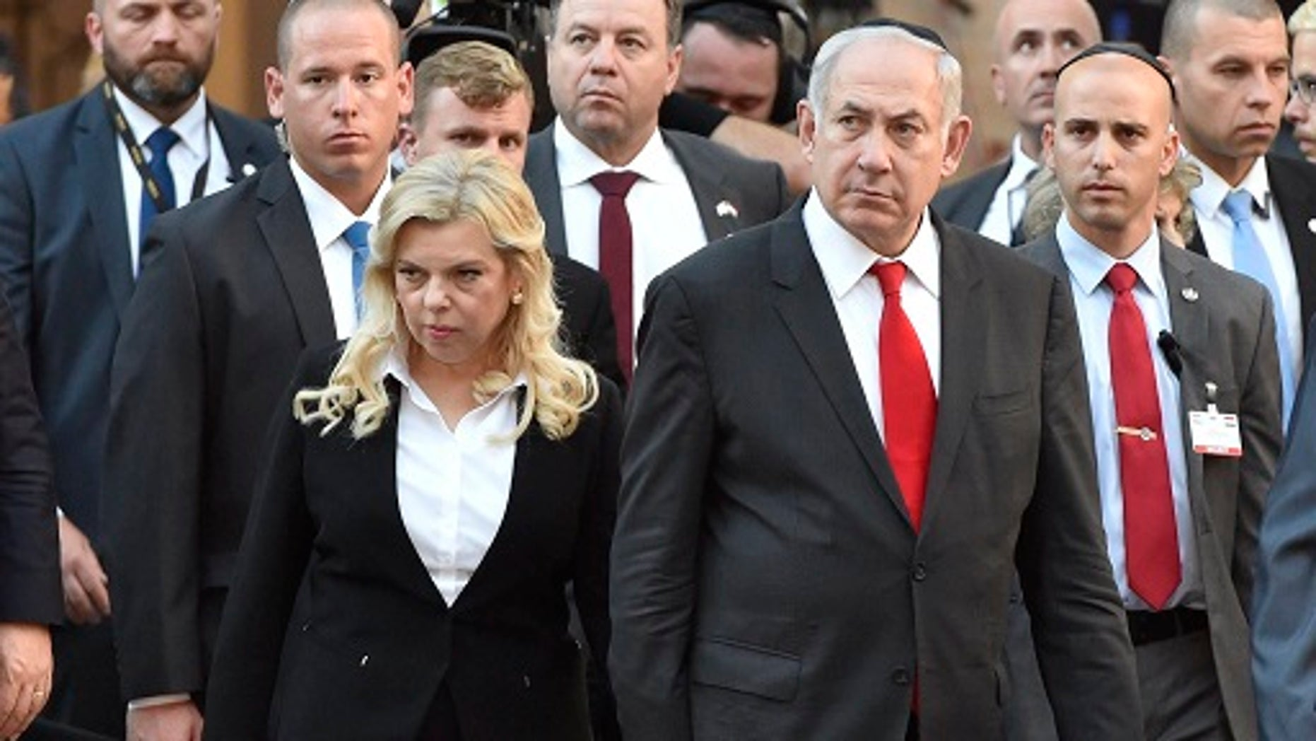 Benjamin Netanyahu is increasingly dropping what remains of his statesmanlike persona in favor of nationalist rhetoric popular with his base. According to one report, his wife Sara is headed toward an indictment for fraud regarding their household expenses.