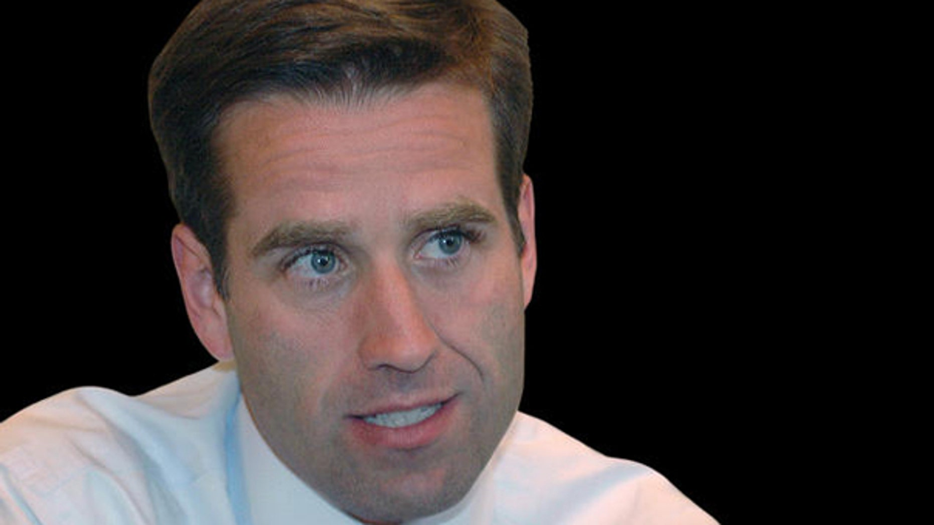 FILE: Democratic candidate for Attorney General Beau Biden. (AP)