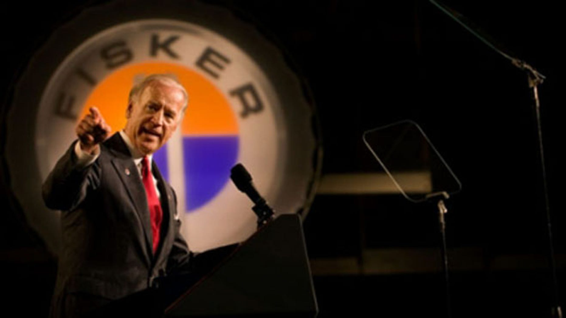 Oct. 27, 2009: Vice President Biden announces that Fisker will build plug-in electric cars at the shuttered GM plant in Wilmington, Del. The project was later put on hold amid financial troubles.