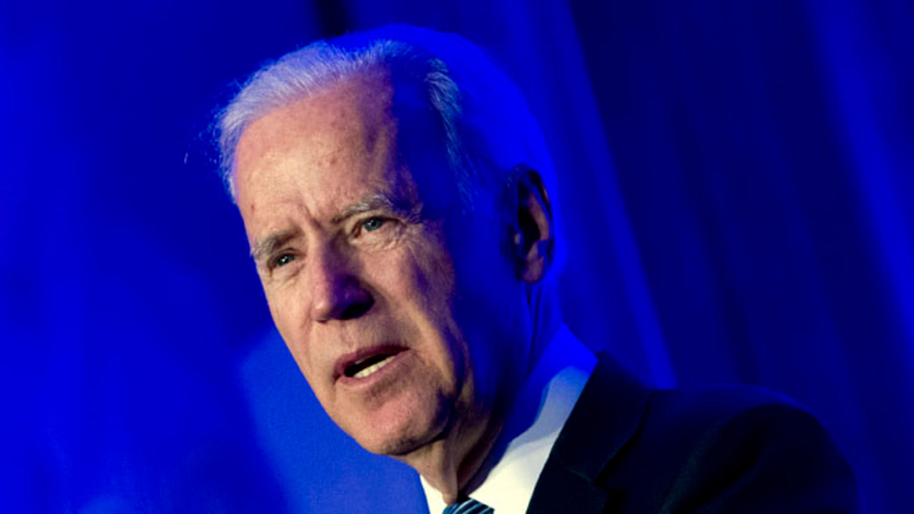 May 12, 2015: Vice President Joe Biden.