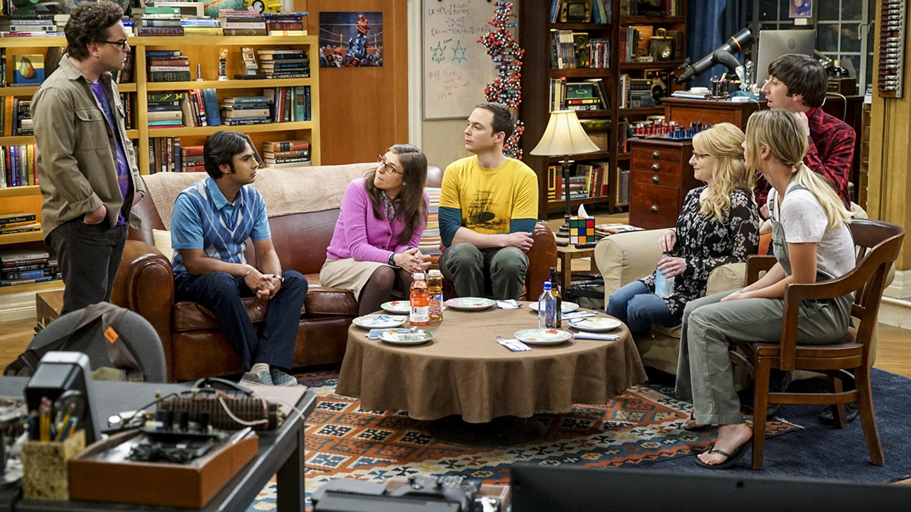 'Big Bang Theory' will end after season 12, Warner Bros. Television, CBS and Chuck Lorre Productions said in a joint statement on Wednesday.