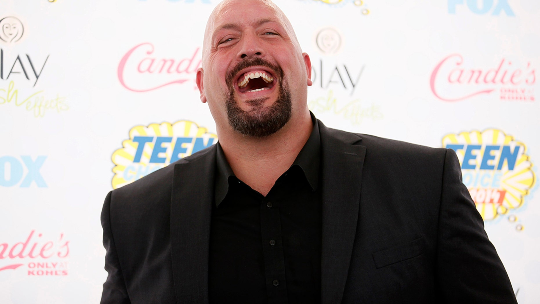 WWE superstar Big Show arrives at the Teen Choice Awards 2014 in Los Angeles, California August 10, 2014.