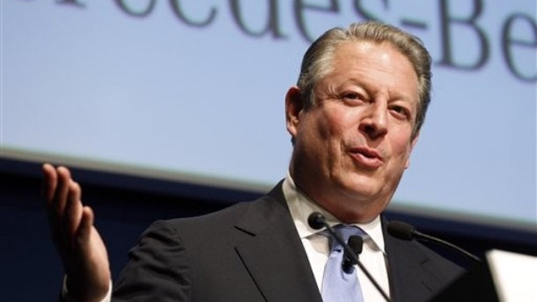 Did Al Gore just tell us when the iPhone 5 is coming out?