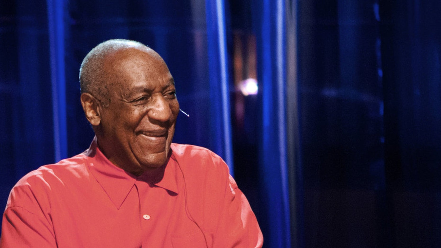 Bill Cosby at the American Comedy Awards.