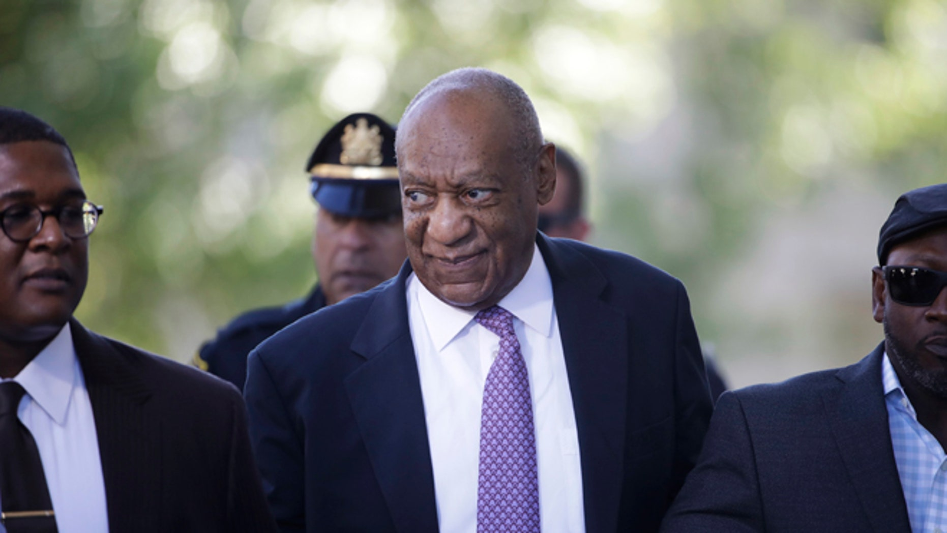 A brisk pace marked week one of the Bill Cosby trial.