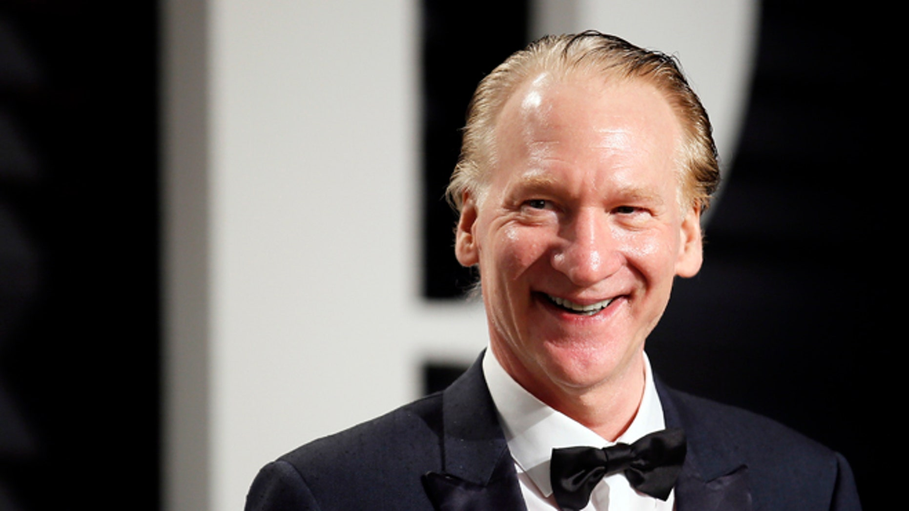 """They don't hate us, they want to be us,"" coastal state comedian Bill Maher claims about the so-called ""flyover"" heartland states. (Reuters)"