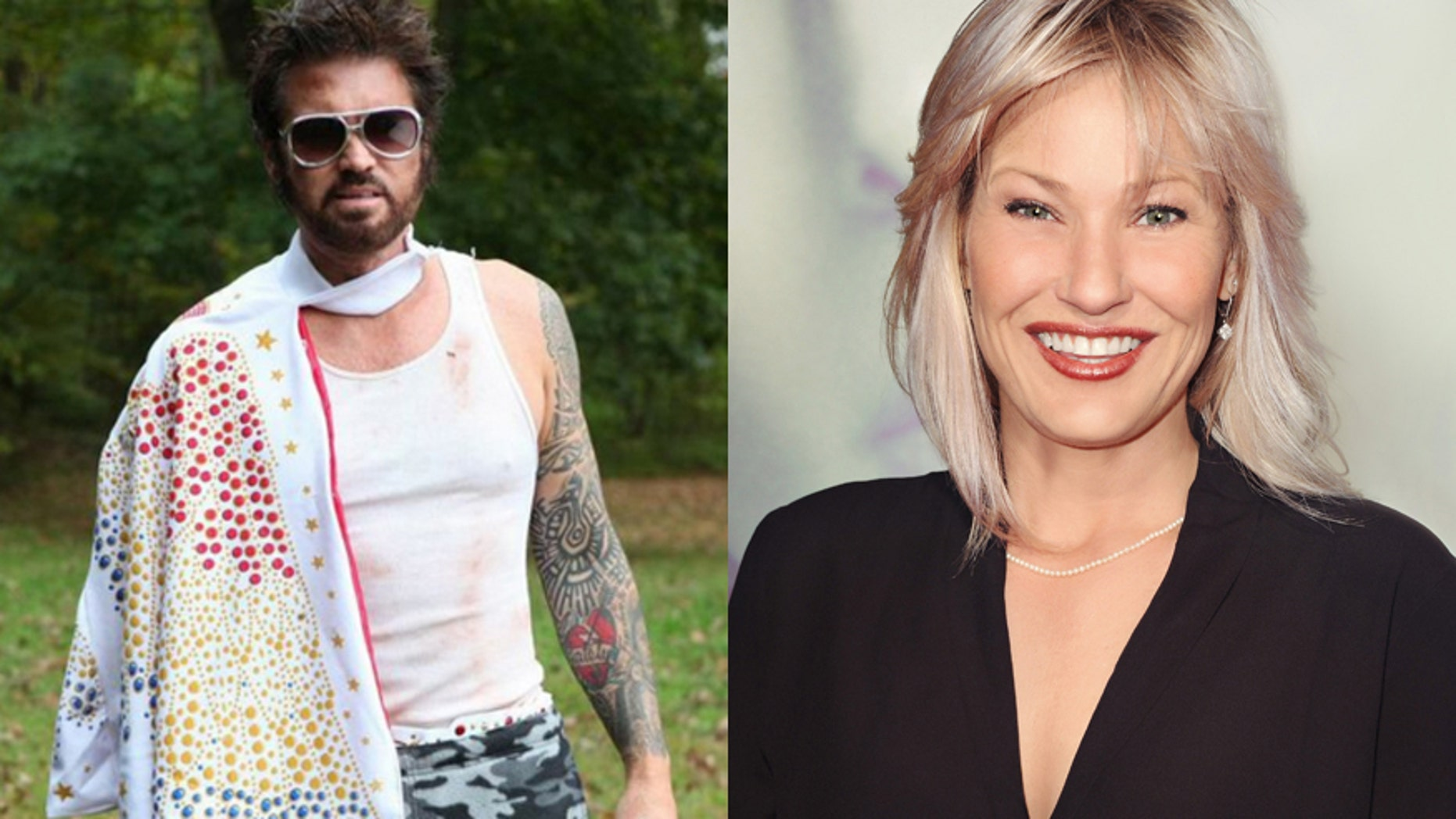 """Billy Ray Cyrus (left) and Joey Lauren Adams will star in CMT's """"Still the King."""""""