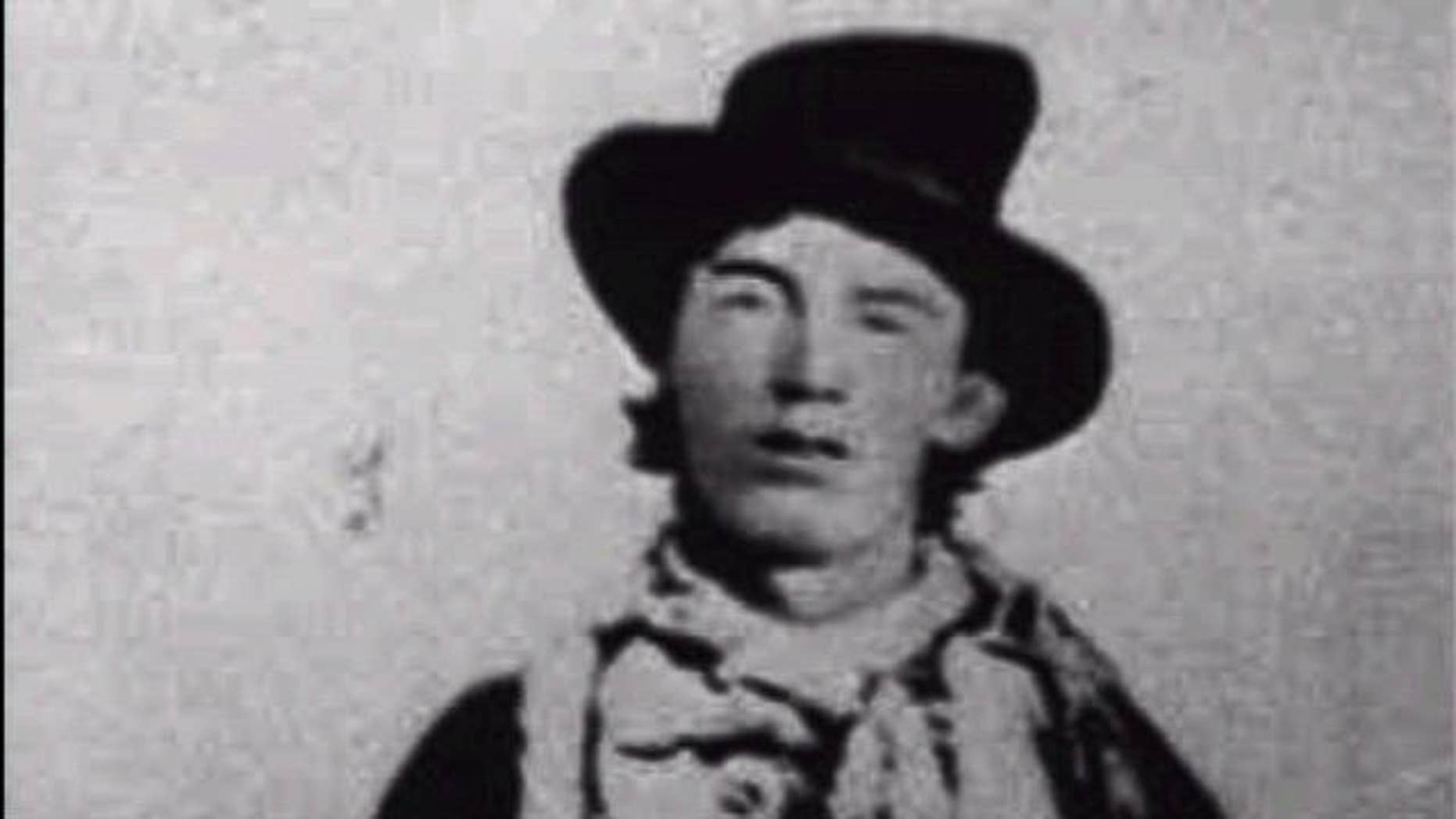 FILE photo of Billy the Kid