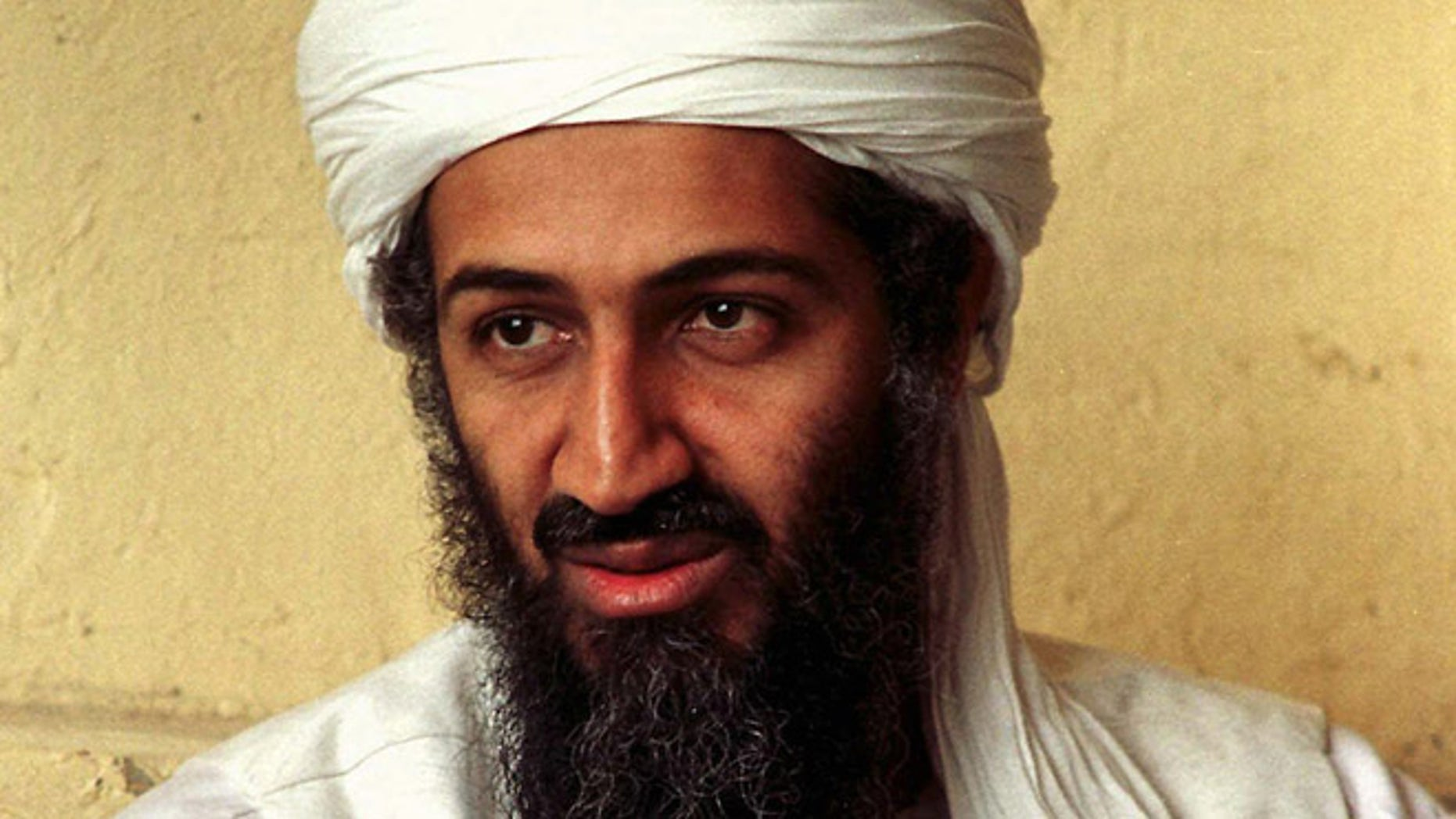 Former Al Qaeda leader Usama bin Laden is shown in this undated file photo.