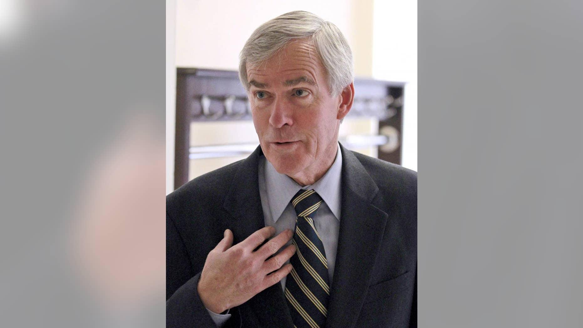 Sen. Jeff Bingaman, D-N.M. (AP File Photo)