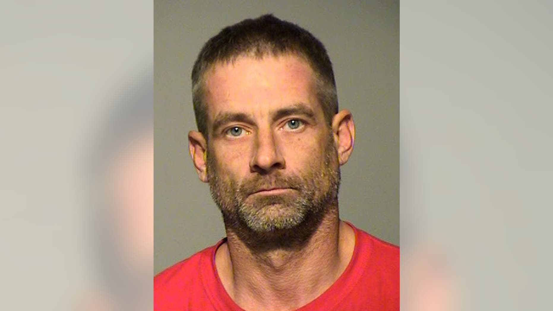"Michael Birk, 41, is accused of trying to kill the woman he allegedly raped by hiring an ""associate"" from jail, police said. (Fox 6 Milwaukee)"