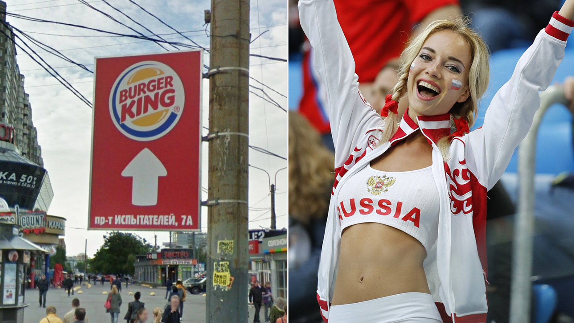 """Burger King Russia quickly pulled the promotion after it was deemed """"too insulting."""""""