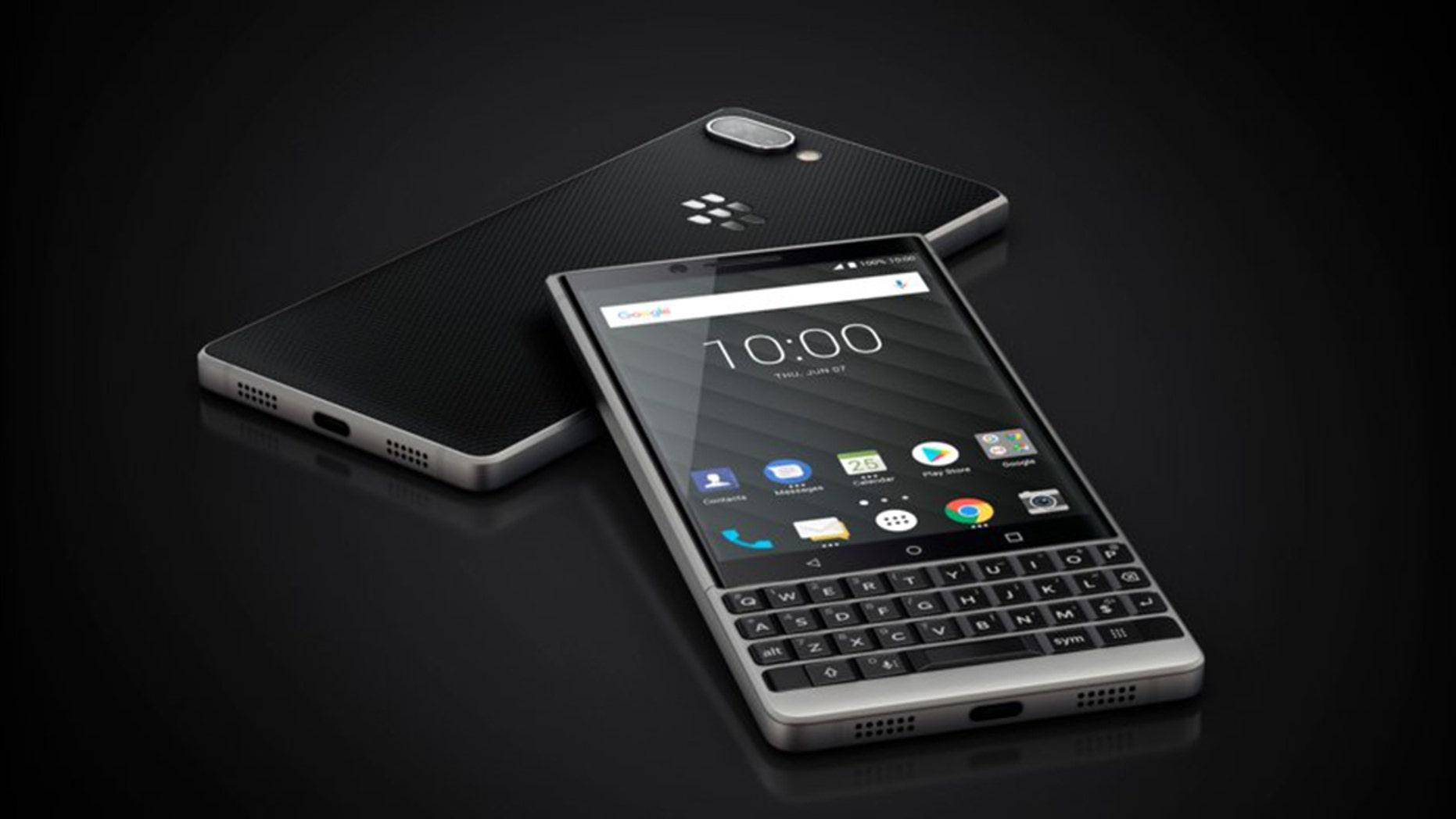 BlackBerry KEY2 (TCL Communication)