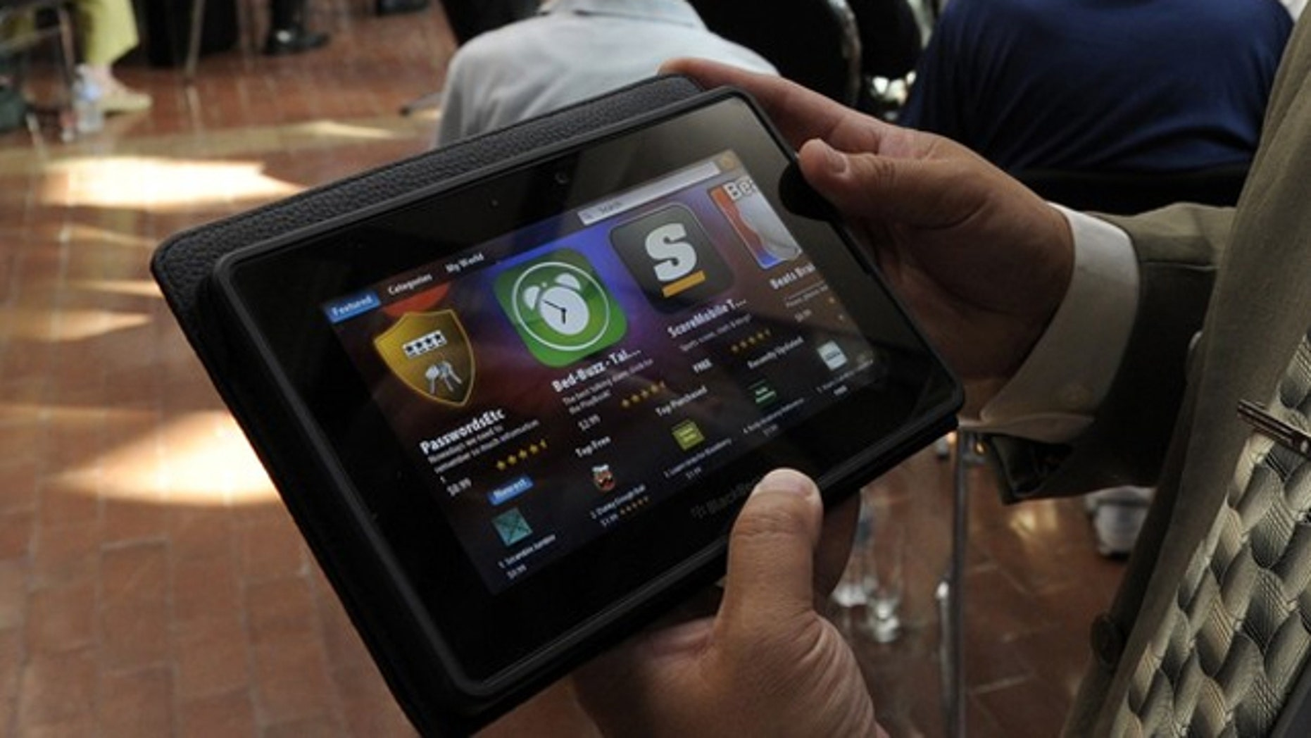 Is this the beginning of the end for BlackBerry's Playbook?