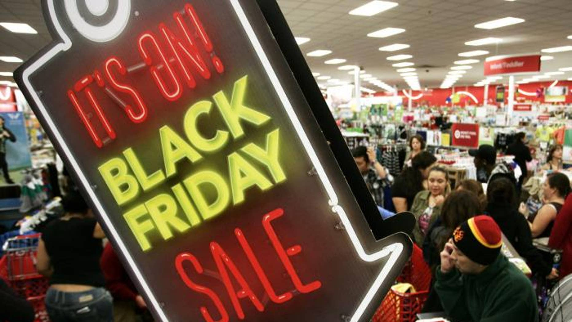 The average shopper said they'd travel to three different stores just to snag deals.