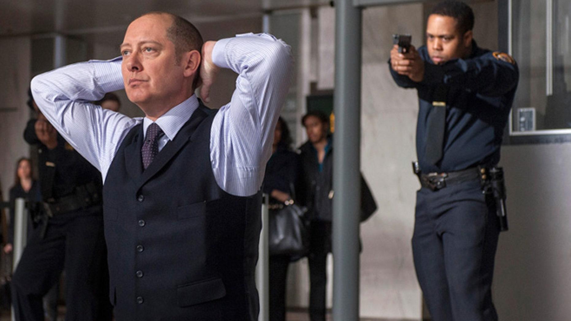 "THE BLACKLIST -- ""Pilot"" -- Pictured: James Spader as ""Red"" Raymond Reddington -- (Photo by: David Giesbrecht/NBC)"