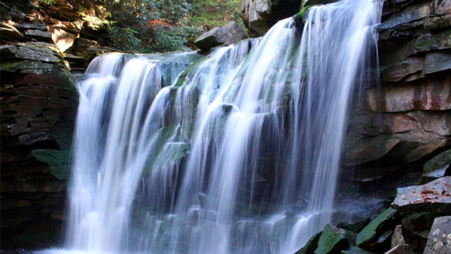 The fragile eco-system of Blackwater Falls State Park, named for the falls of the Blackwater River, is under threat from fracking.
