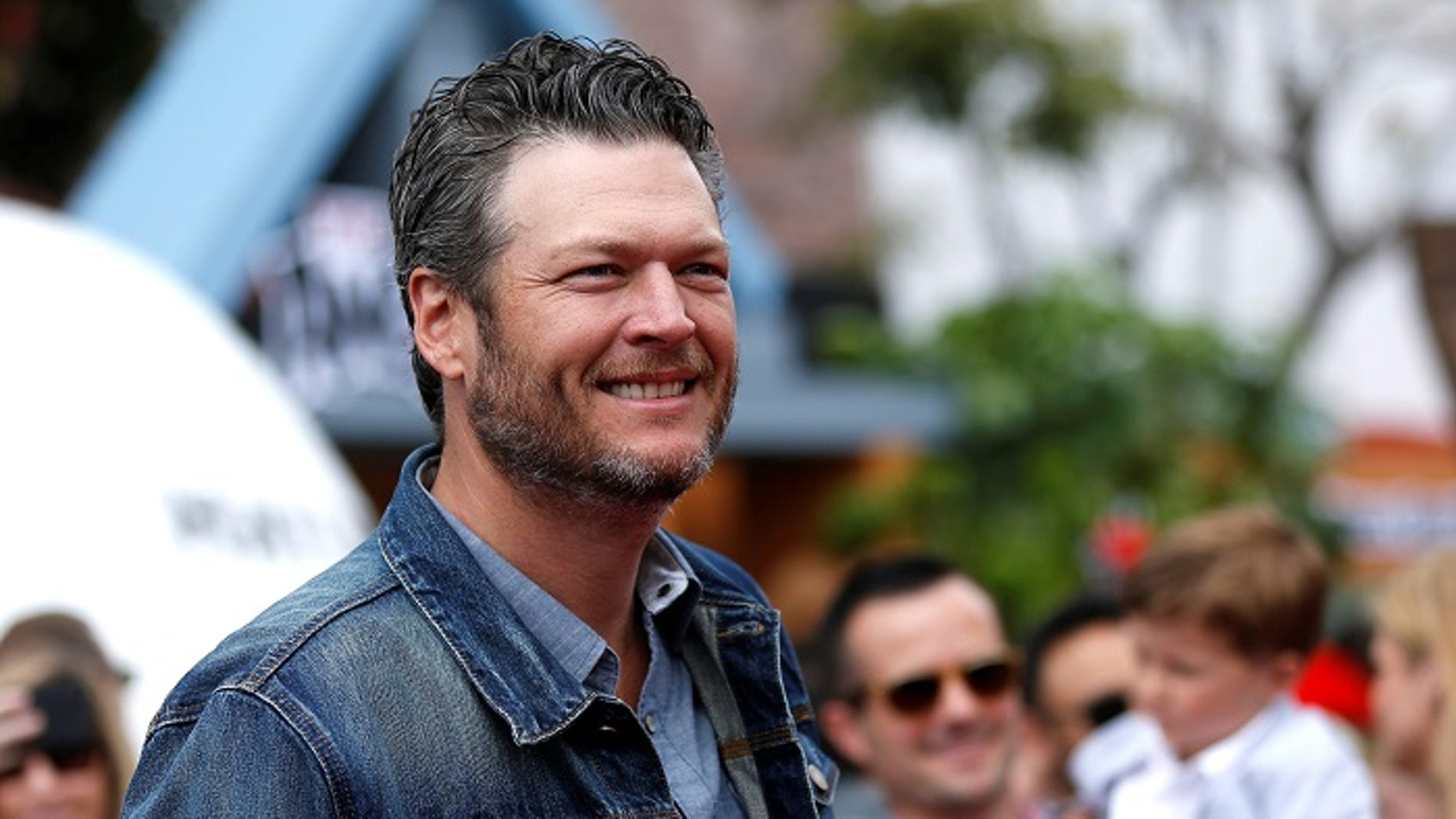Blake Shelton talks about his decision to open a second Ole Red location.