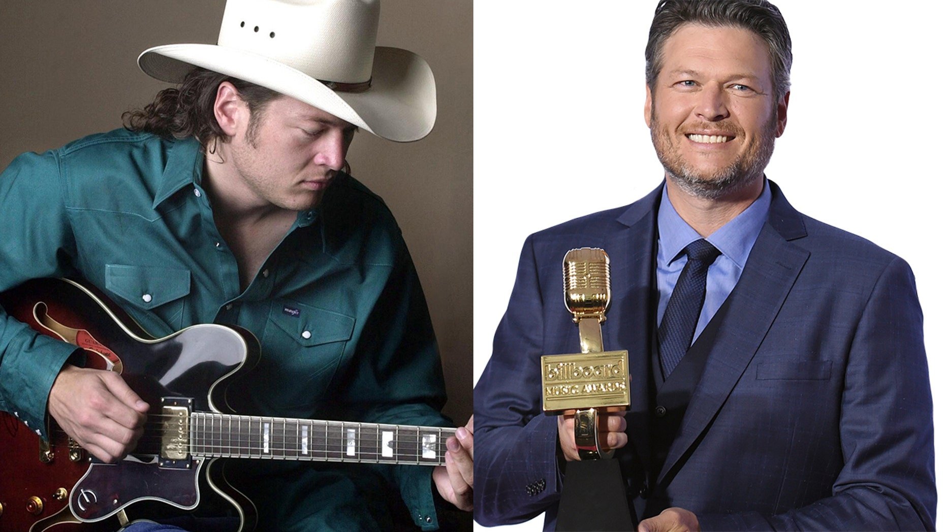 How did Blake Shelton go from small-town Oklahoma to country superstar?