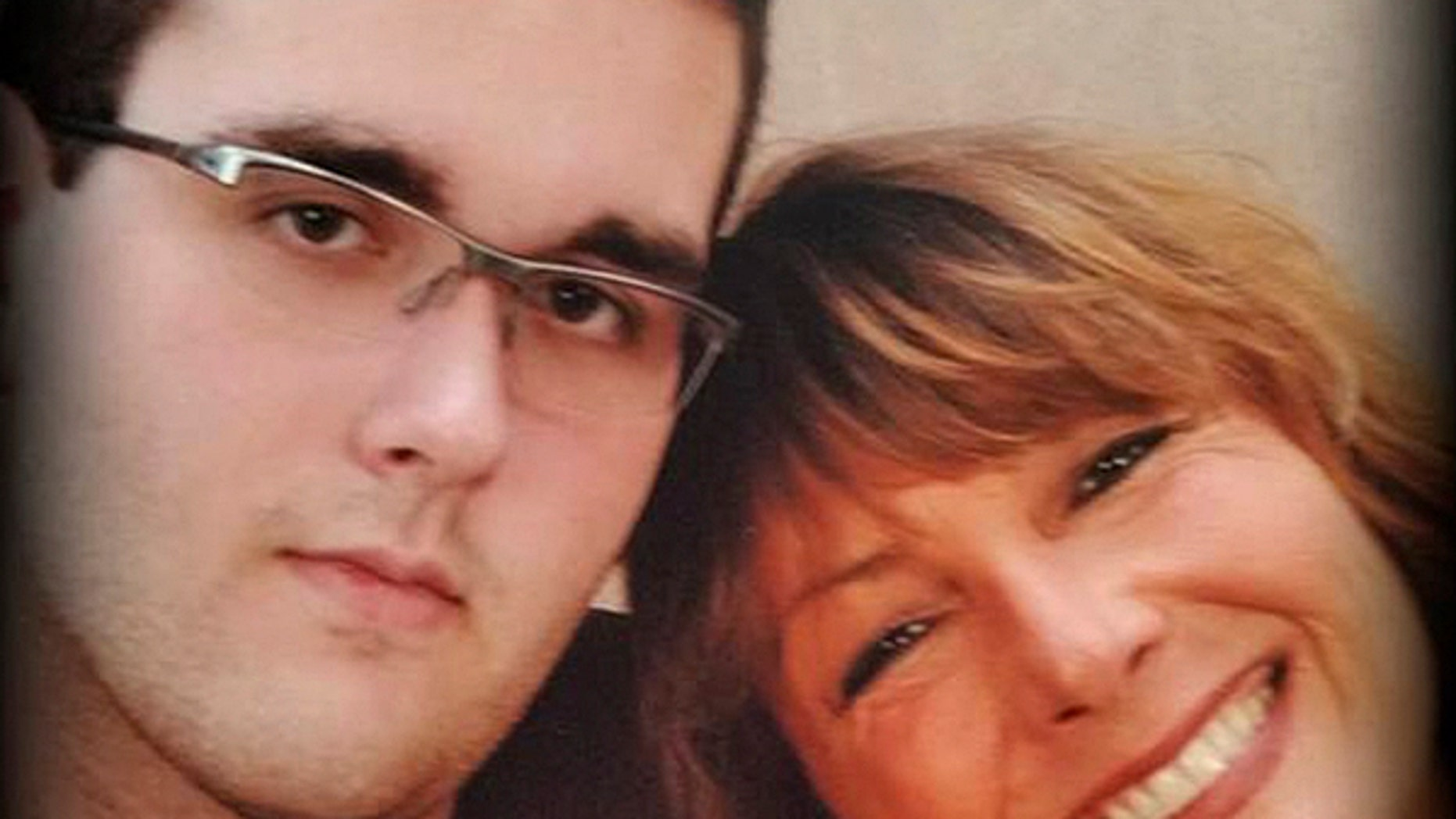 Charlottesville suspect James Fields Jr. and his mother Samantha Bloom