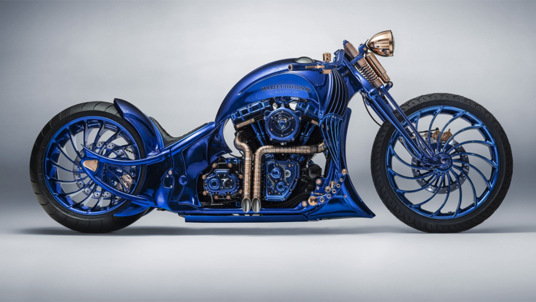 $1 9 million Harley-Davidson is the world's most expensive