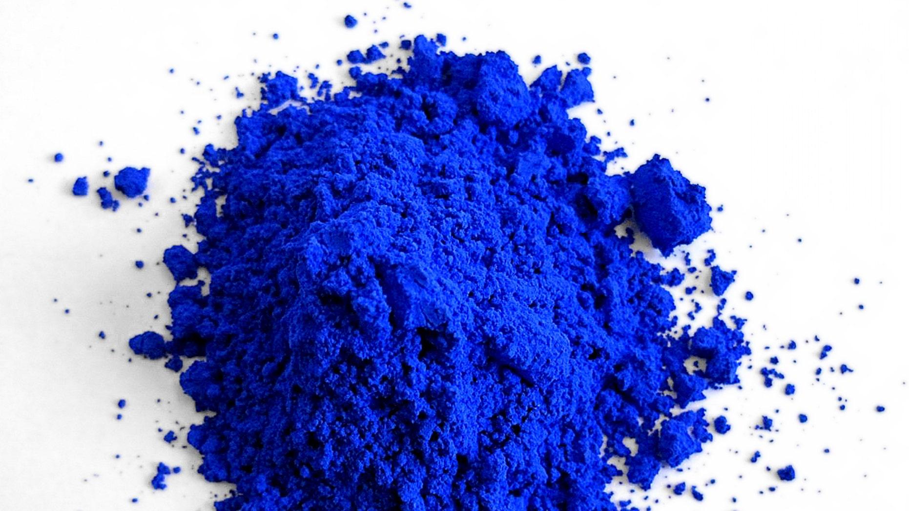 YInMn Blue (Oregon State University).