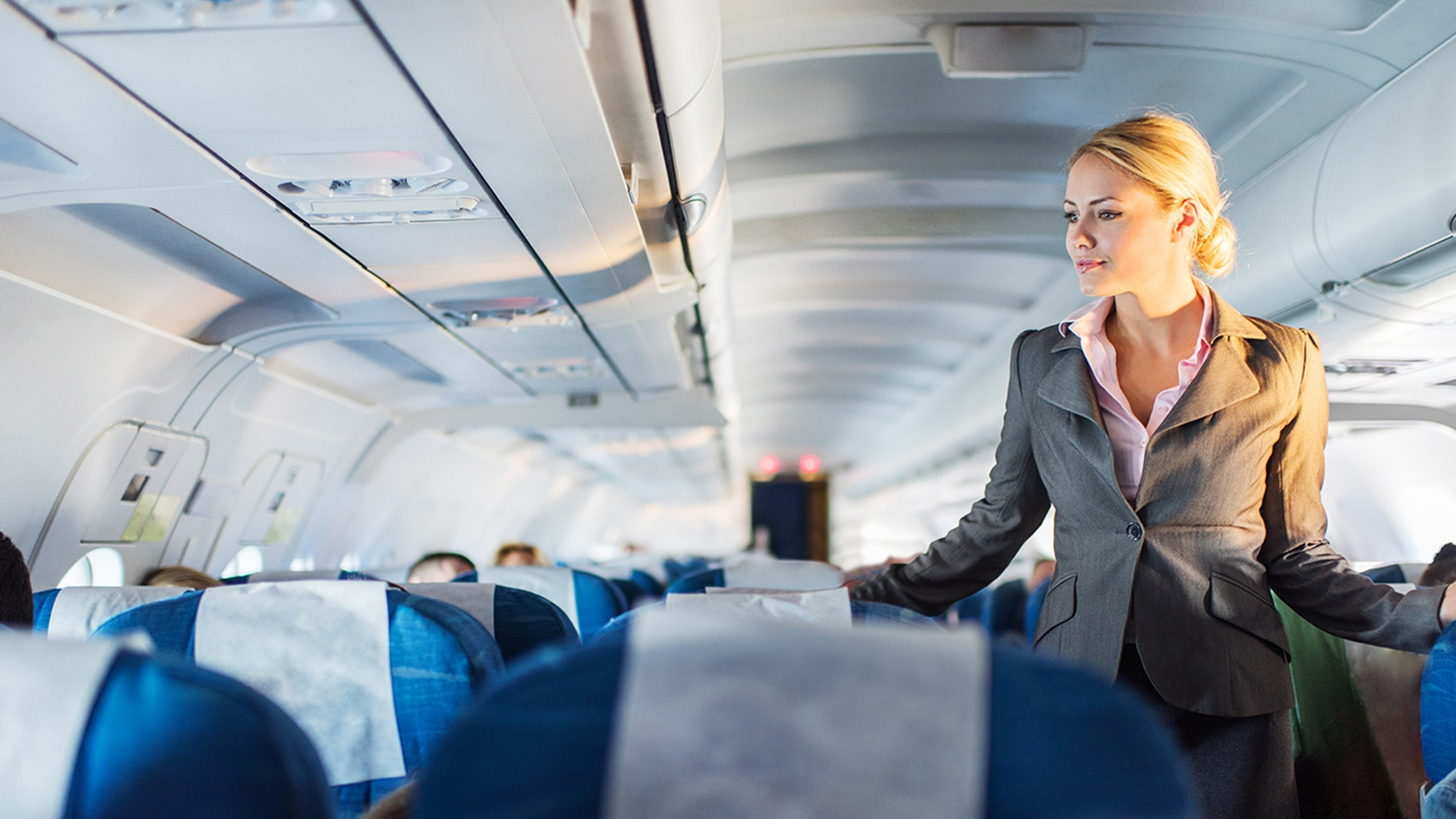 The airplane boarding process could be spreading diseases, according to a study