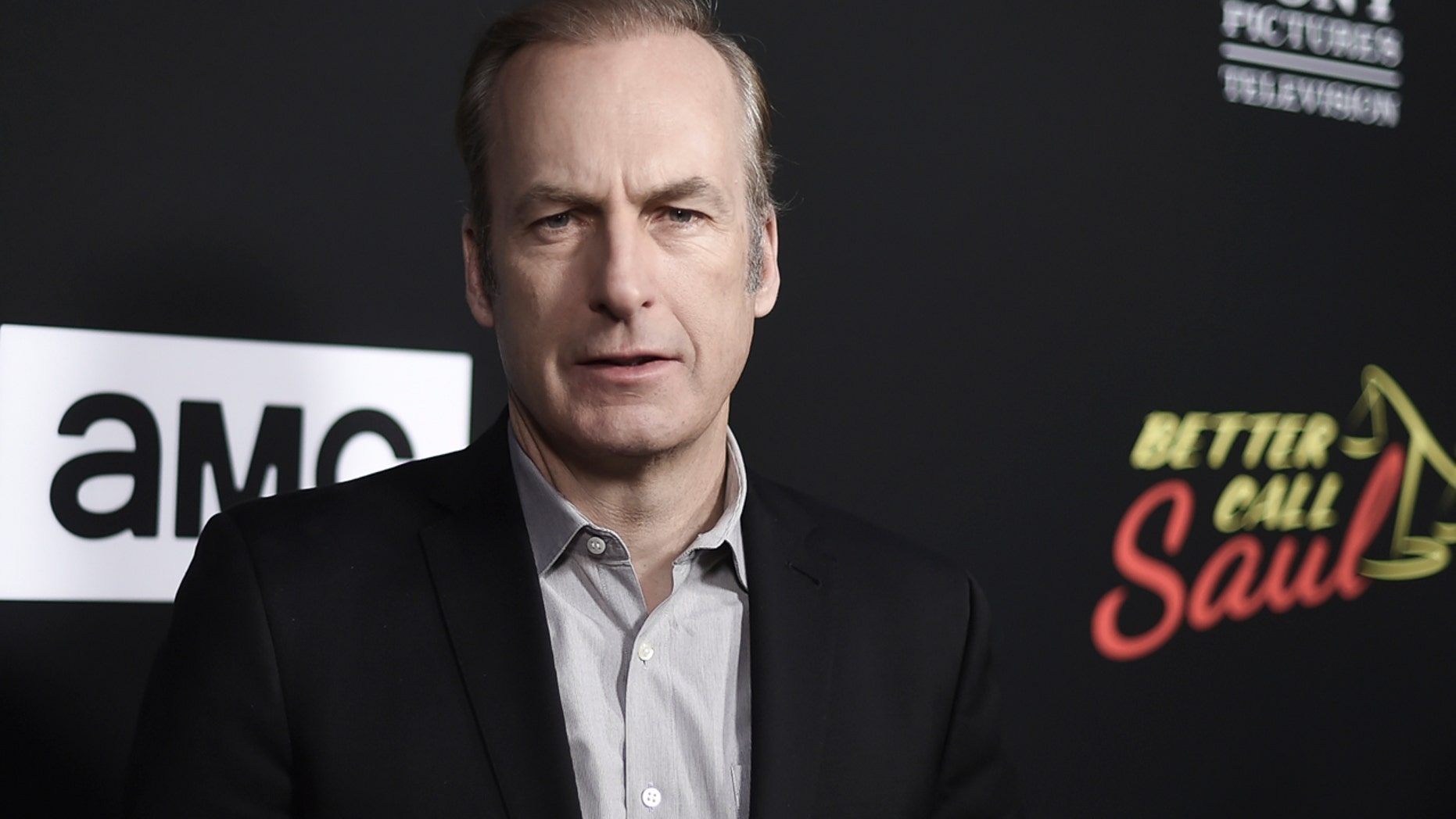 """""""Better Call Saul's"""" Bob Odenkirk attends the premiere of season 3 of the show on Tuesday, March 28, 2017, in Culver City, Calif."""