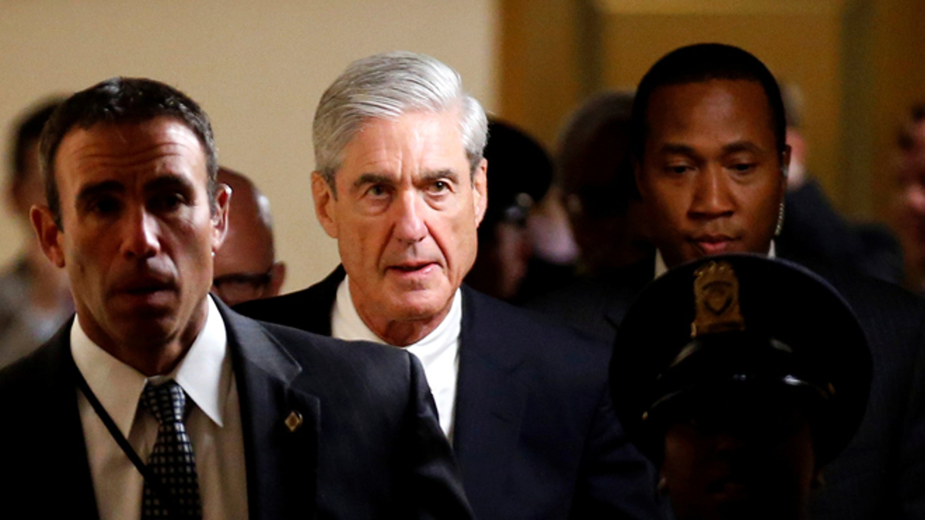 Robert Mueller's investigators subpoenaed more than a dozen Trump campaign officials requesting Russia-related documents last month.