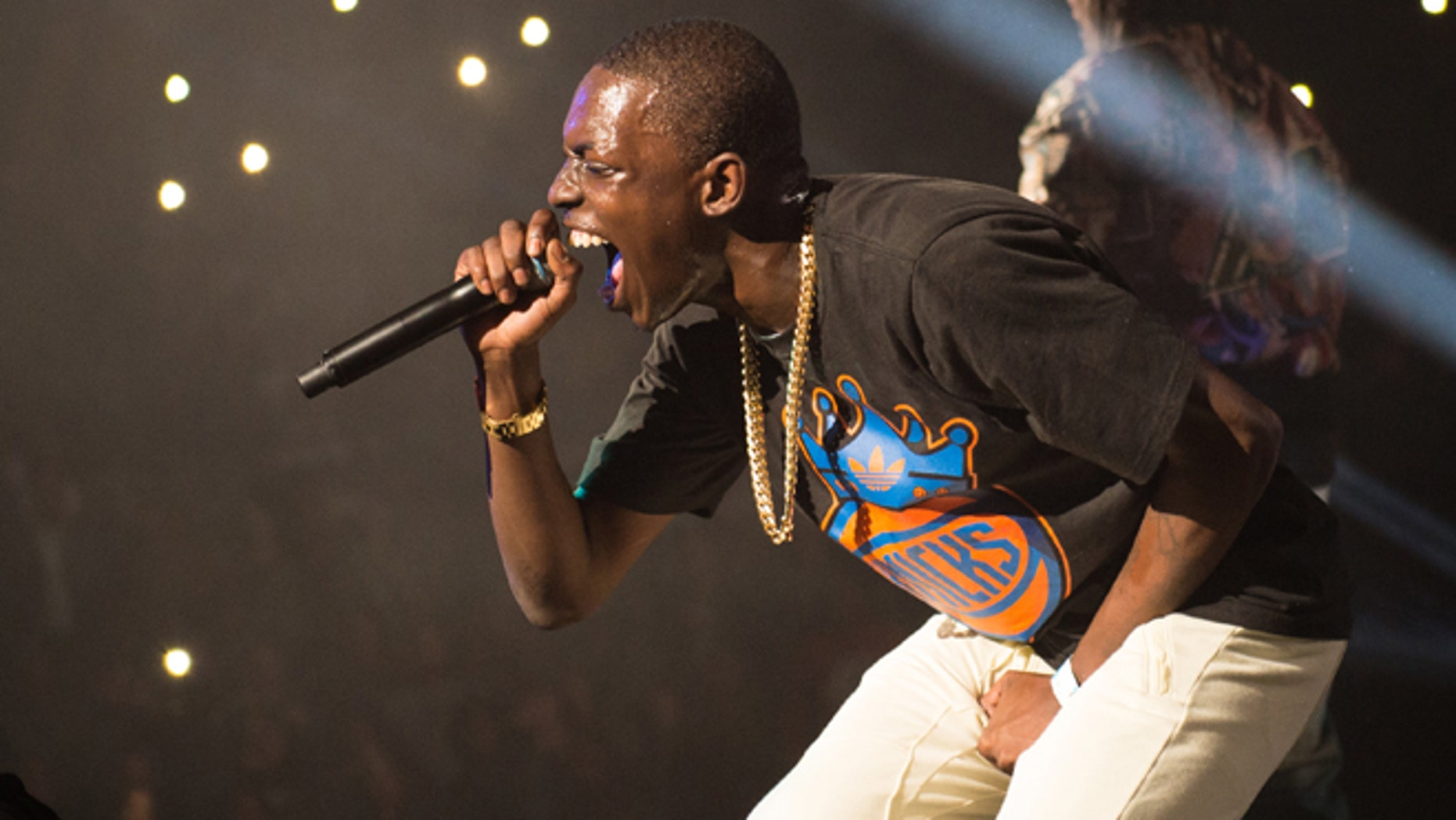 Rapper Bobby Shmurda has pleaded guilty to conspiracy and illegal weapon possession.