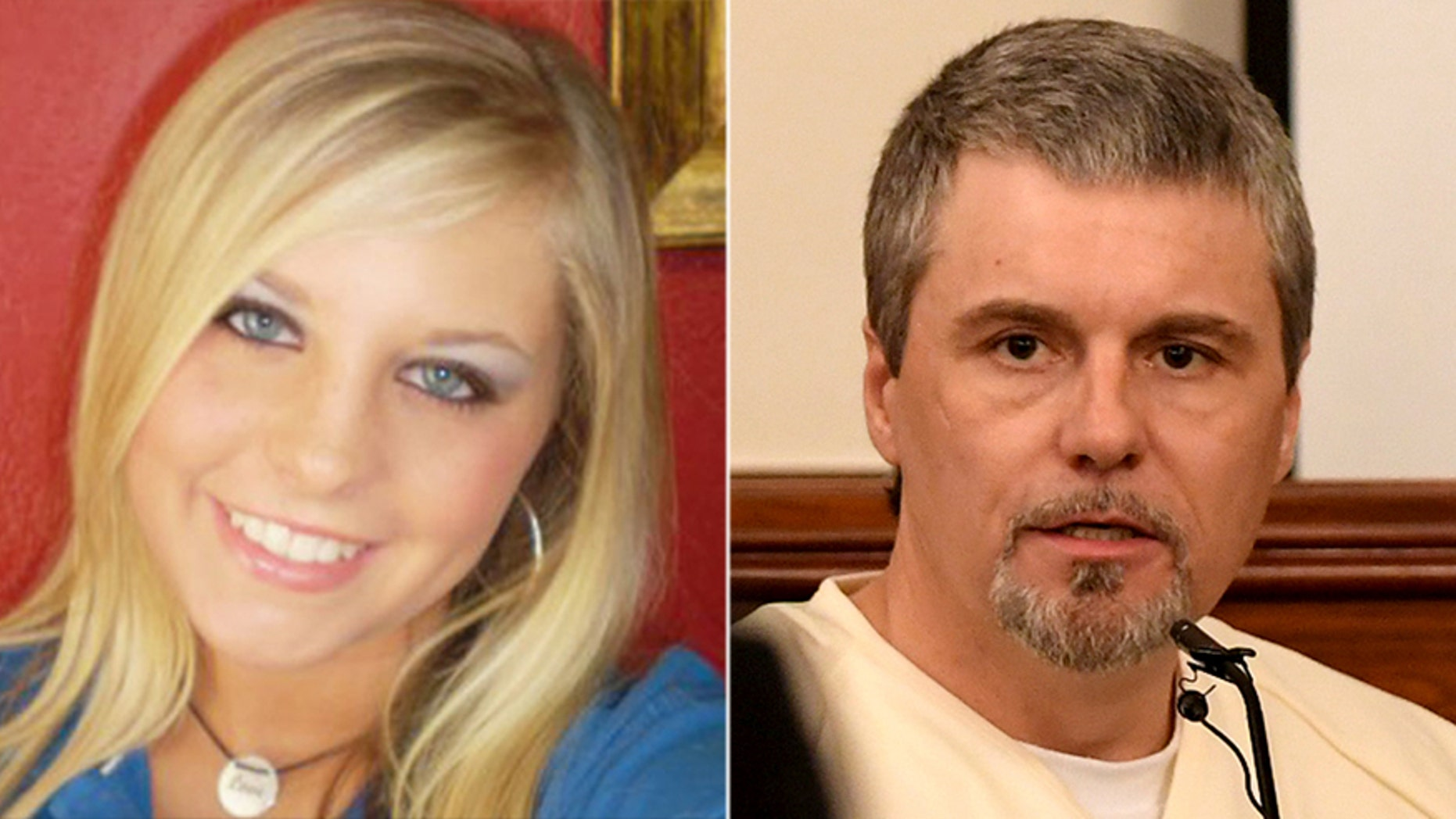 Jason Autry, right, testified about how he was asked to help dispose of the body of Holly Bobo, left, nursing student who disappeared outside her family's rural Tennessee home on April 13, 2011.
