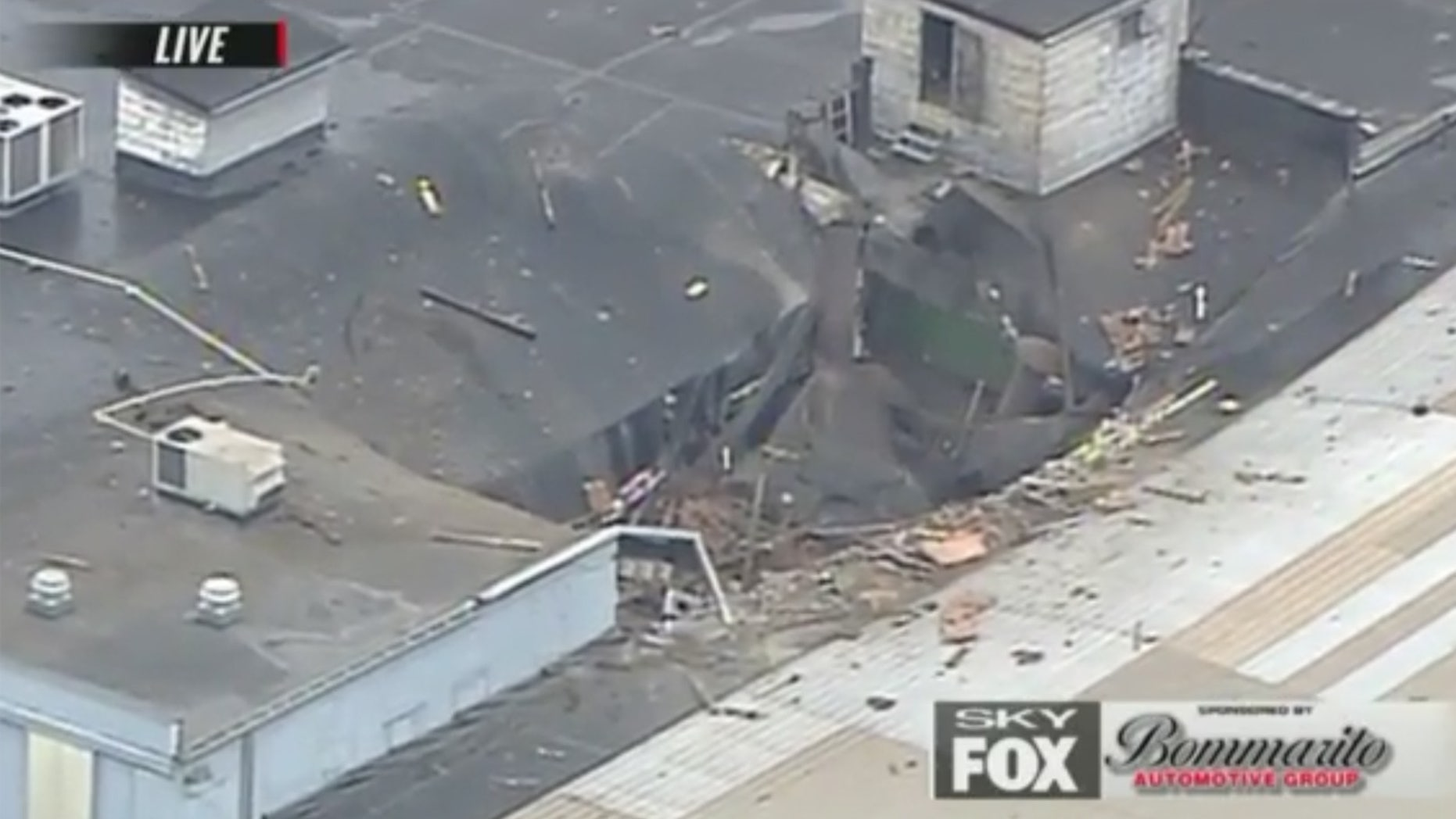 Three people are dead and four were injured after a boiler exploded at a box company.