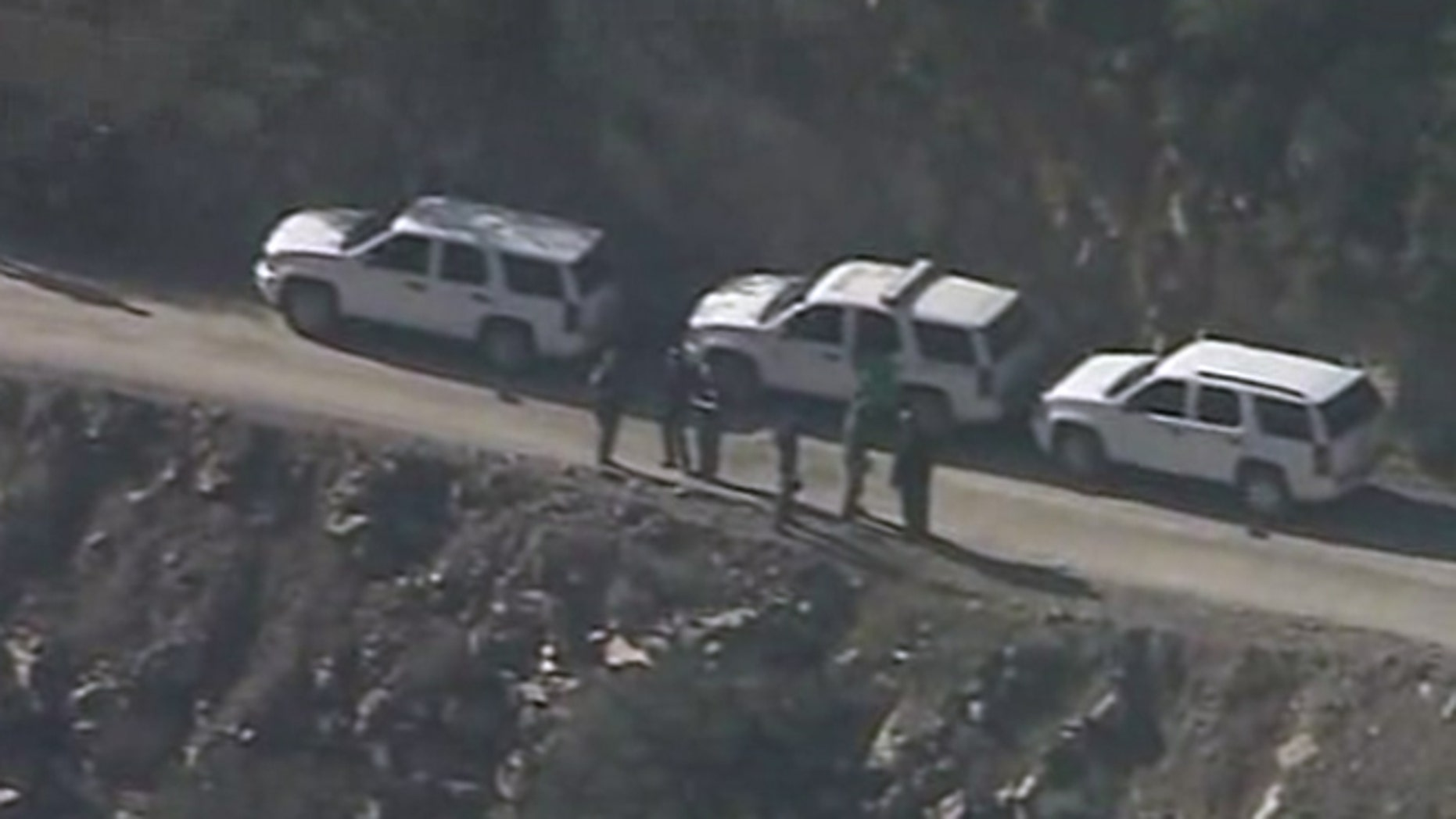 Feb. 18: Authorities respond to shooting along the U.S.-Mexican border near San Diego.