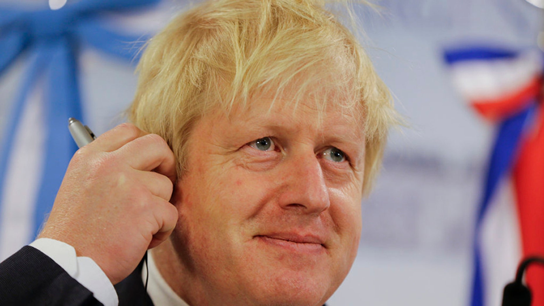 Boris Johnson has suggested Trump would handle Brexit negotiations better than the British government.