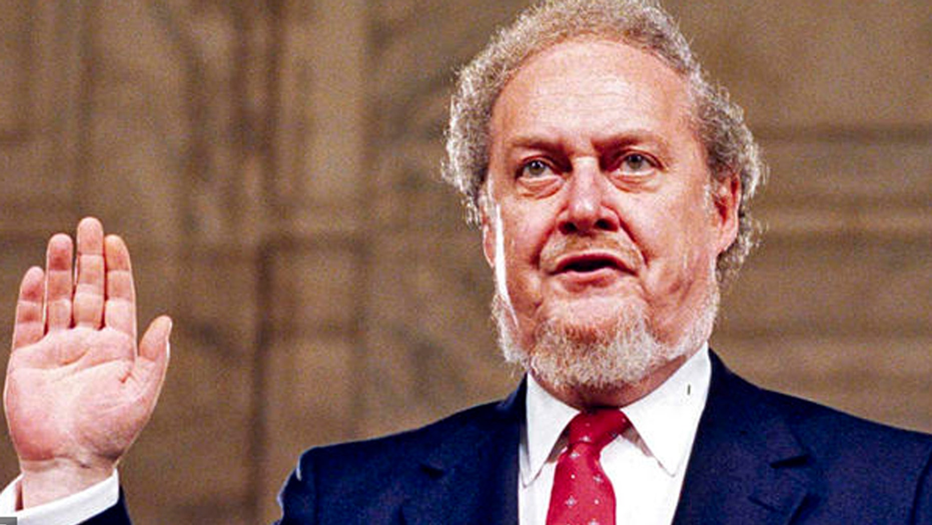 Judge Robert Bork's Supreme Court nomination was derailed 32 anni fa.