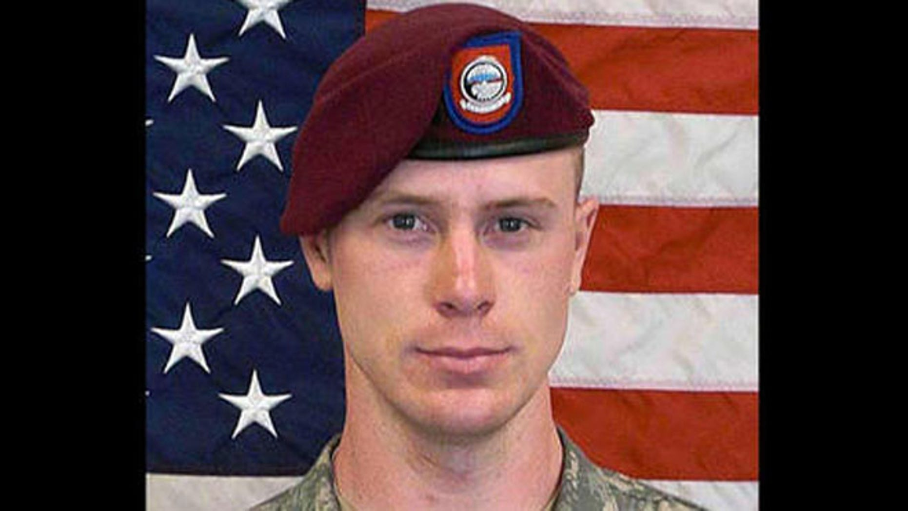 An undated photo of U.S. Army Sgt. Bowe Bergdahl, who was captured in Afghanistan in 2009.