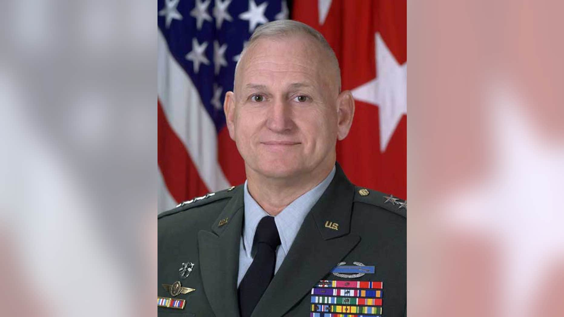 FILE -- Lt. Gen. Jerry Boykin