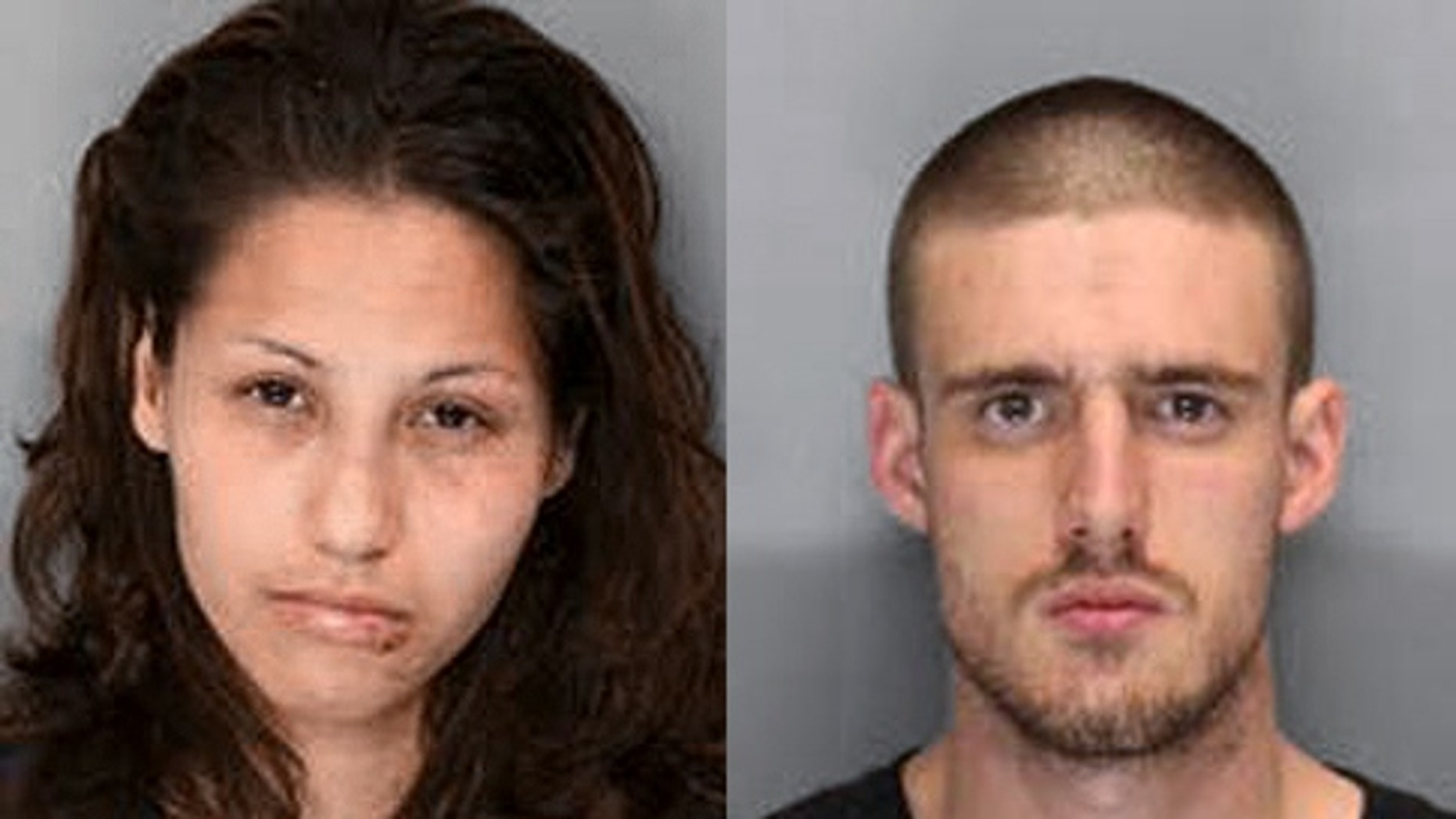 Cindy Marie Cantu, 24, and her boyfriend Kyle Erwin Skinner, 23, are in custody after allegedly locking a 3-year-old boy into a room and nailing the door shut.