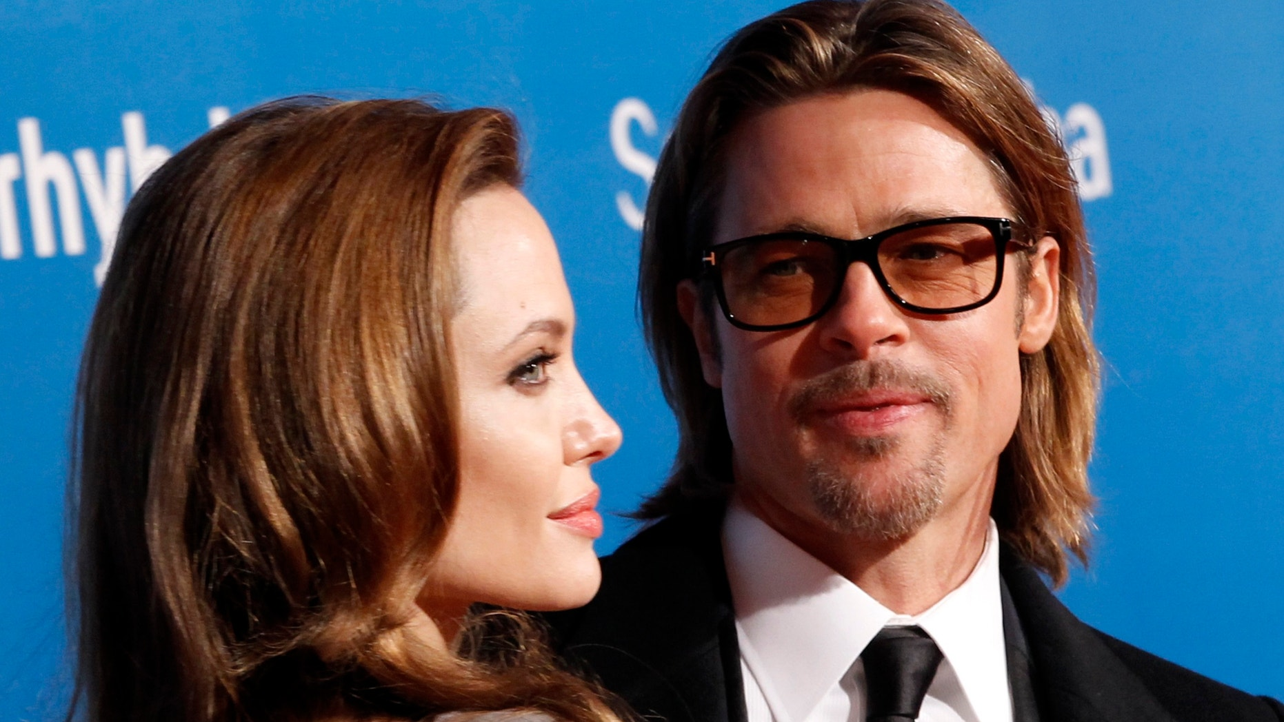 Brad Pitt was involved in a three-car accident in Los Angeles on Feb. 7. His official split from Angelina Jolie is still in talks.